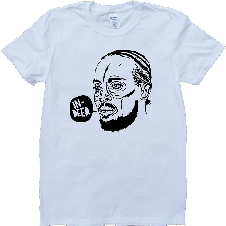 The Wire Omar Short Sleeve Crew Neck Custom Made T-Shirt