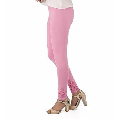 526d2e7821452e Baby pink churidar leggings for women -churidar leggings online -Best  Quality Baby pink Colour( Overall 20 ...