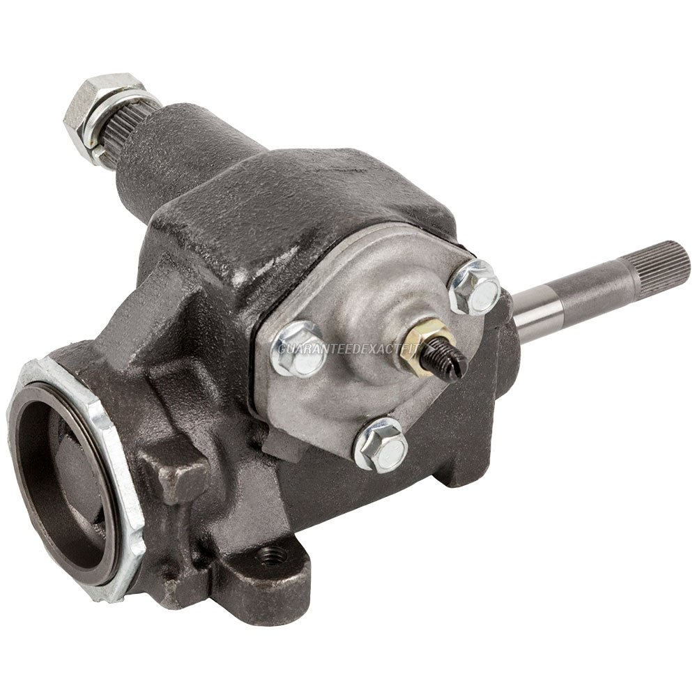 Quick Ratio Manual Steering Gearbox For Chevy Buick Pontiac Olds ...