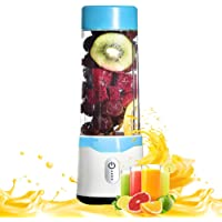 KUTY Mini blender mixeur portable pour Portable 350ml jus électrique Cup USB de charge écologique jus de fruits rechargeable Blender Machine Mixing