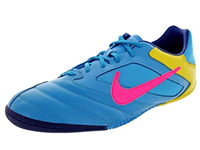 a3cc5d03a Nike5 Elastico Pro Indoor Football Trainers Blue Glow Pink Flash Chrome  Yellow - 9