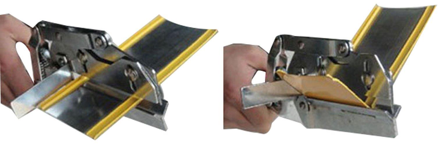 Handheld Portable Metal Letter Bender Rapid Bending Tools Shaping Pliers