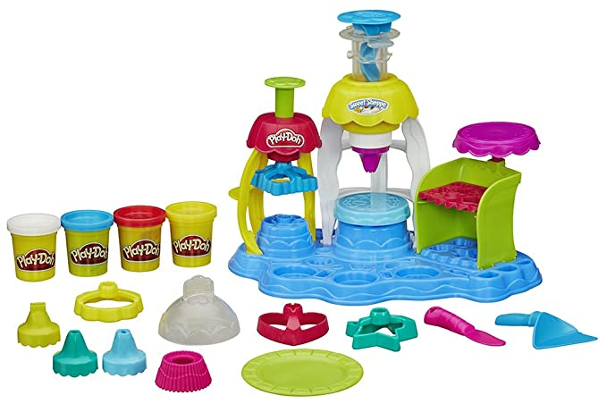 Play-Doh - Confitería Glasé (Hasbro A0318E24): Amazon.es: Juguetes y juegos