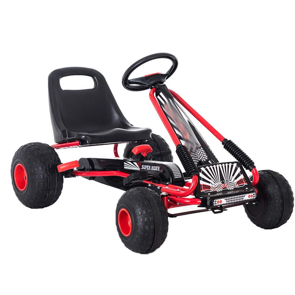 Chenyang86 Karting Coche De Juguete Juguete De De Kart A Pedal De