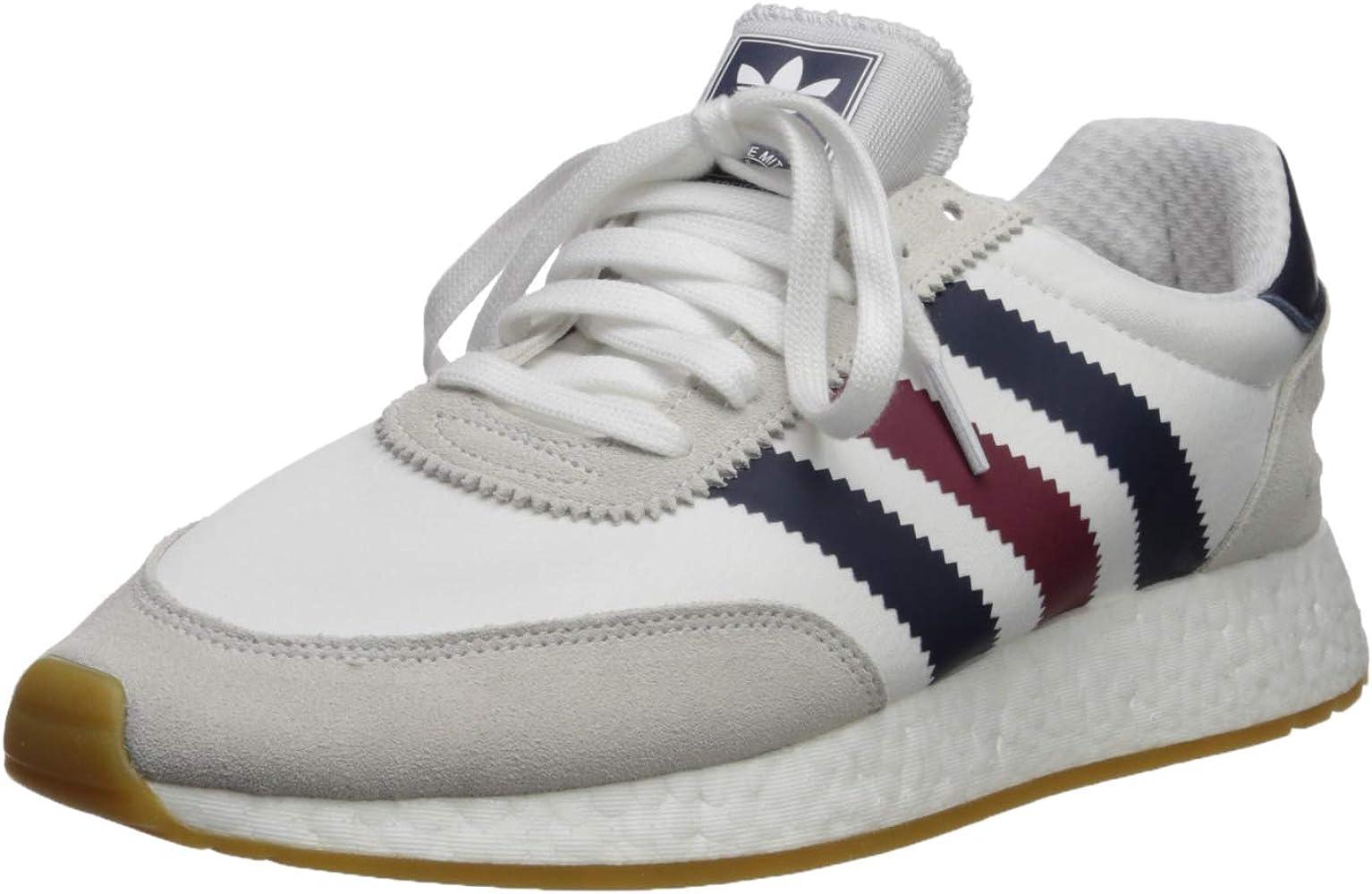 19837f73b8 Men's I-5923 Running Shoe, White Burgundy/Collegiate Navy, 13.5 M US