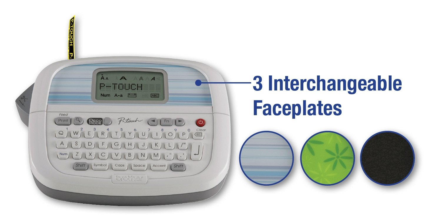 Amazon Brother P Touch Personal Labeler Pt 90 Label Makers
