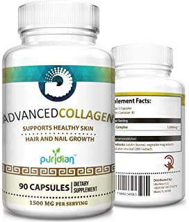 Amazon.com: Hydrolyzed Collagen Capsules for Healthy Joints ...
