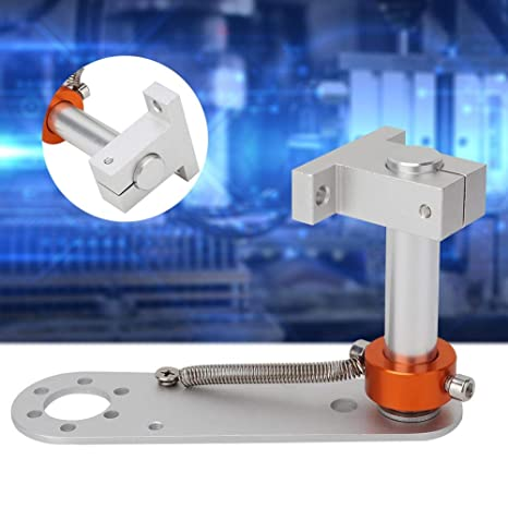 Liukouu Adjustable Anti-Skid Aluminium Alloy Holder Encoder Mounting Stand Bracket Accessories