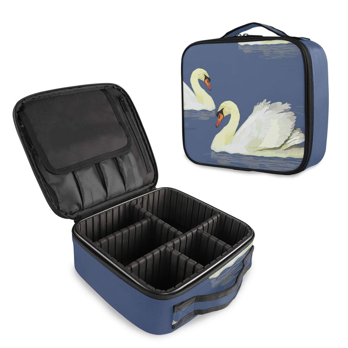 swan-designed-makeup-bag