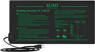 Growneer 10' x 20' MET Listed Multifunction Waterproof Seedling Heat Mat Warm Heating Pad