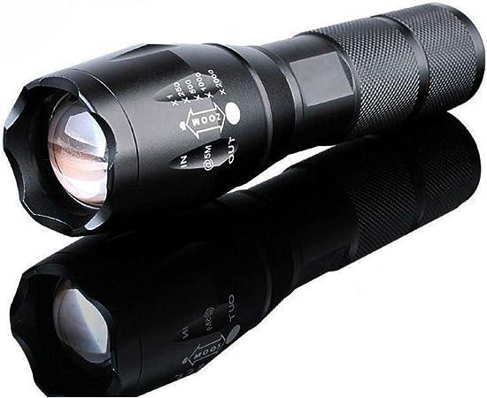 10000LM XM-L LED 21x T6 Super Flashlight Torch Lamp Light 5 Modes 26650 18650 US