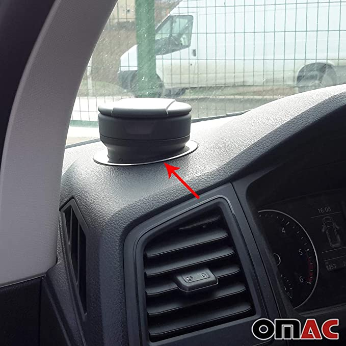 Cup Holder Rahmen 2 Tlg Aus Edelstahl Chrom Auto