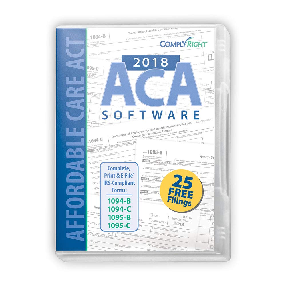 ComplyRight 2018 ACA Software by ComplyRight