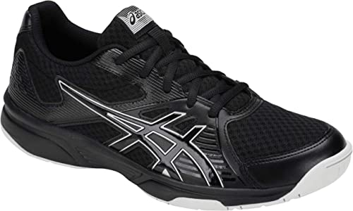 Muchas situaciones peligrosas Penetración sesión  ASICS Gel Upcourt 3 Mens Indoor Court Shoe (Black): Amazon.ca ...