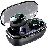 M3 wireless earbuds IPX7 waterproof earphones Premium Fidelity Sound Quality,True Wireless Earbuds 45Hrs Playtime in-Ear Ster