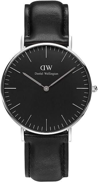 bracelet cuir daniel wellington femme