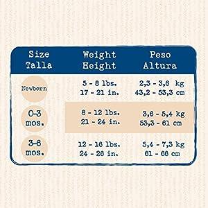 Gerber Unisex Baby 4 Pack Organic Onesies