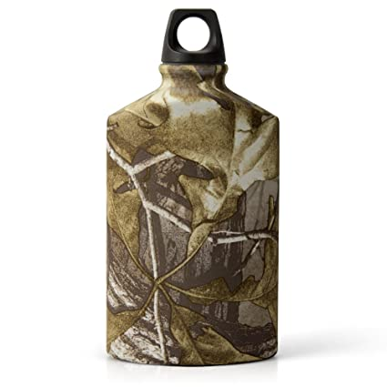 Amazon.com: Buyagain cantimplora de aluminio botella de agua ...