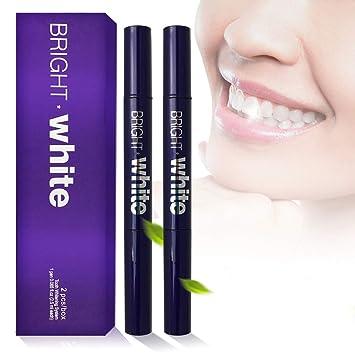 Amazon Com Vanecl Teeth Whitening Pen 2 Pack Safe 35