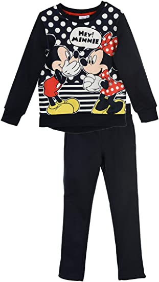 Blue Sweatshirt /& Bottoms Tracksuit Set for Boys Mickey Mouse Disney