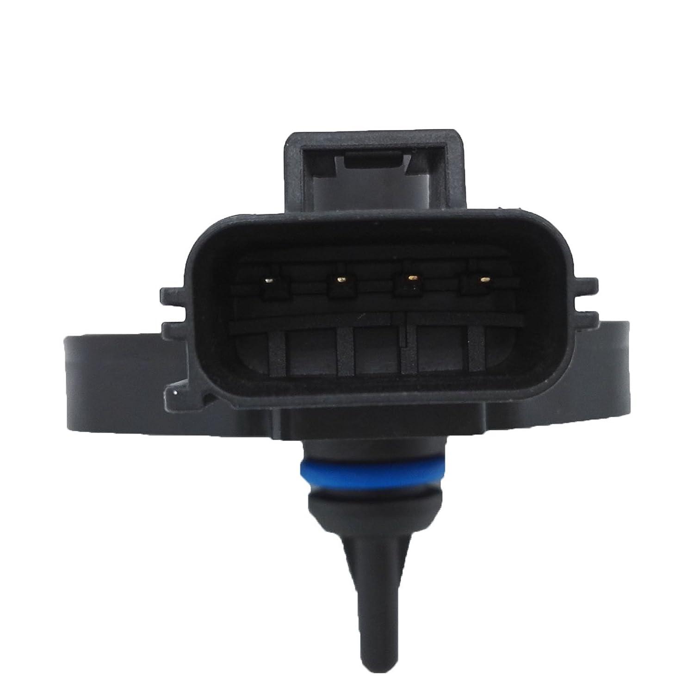 Fuel Injection Rail Pressure Sensor for Ford Super Duty Lincoln Mazda Mercury 0261230093