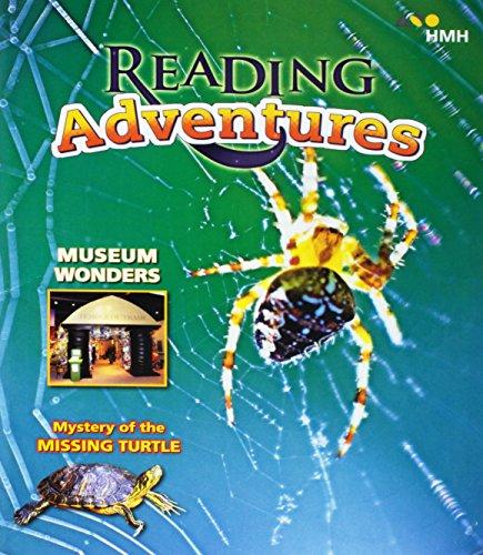 Journeys: Reading Adventures Student Edition Magazine Grade 4