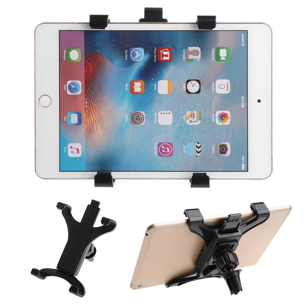 AMRkA Car Air Vent Mount Holder Stand For 7 to11インチiPad Samsung Galaxy TabタブレットPC   B0775Y8YB5