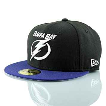 timeless design 30e7d c5108 ... where to buy new era tampa bay lightning 2 tone 59fifty fitted nhl hat  7 5