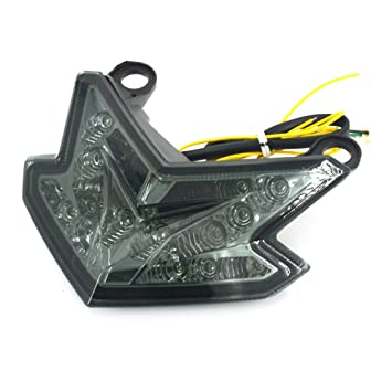 Un Xin LED luz Trasera de Intermitente de Freno Trasero para ...