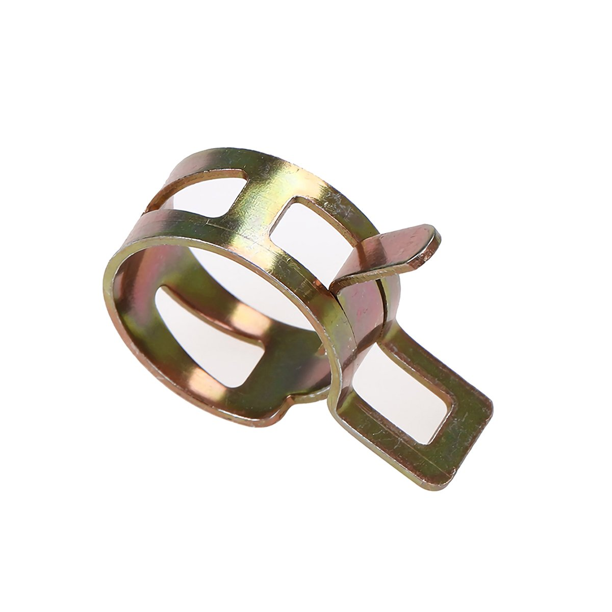 Spring Band Clamps Fuel Line Hose Clamp Pipe Tube Clamp Fastener Vacuum for Plumbing Automotive Mechanical Applications 20pcs