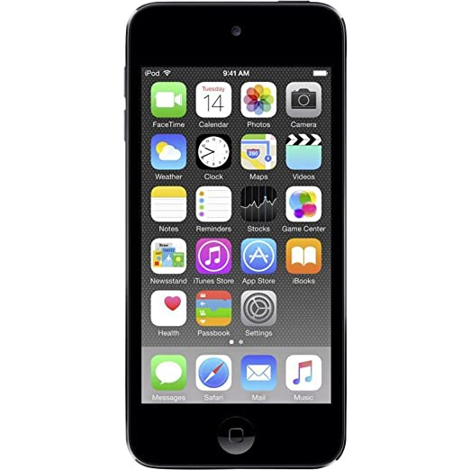 Apple 16  GB 6th Generation iPod Touch  Gray  MP3/MP4 Players