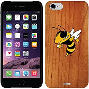 Coveroo iphone 5c Madera Wood Thinshield Case with Georgia Tech Mascot Design