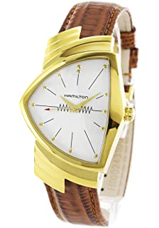 9aeedf83e6 Amazon   ハミルトン ベンチュラ フレックス 腕時計 メンズ HAMILTON ...