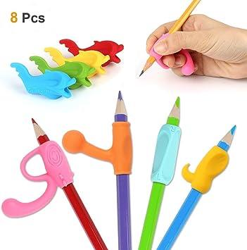 L/ápices de escritura para ni/ños edad de 6 a 9 a/ños, 5 unidades Love Writing Co