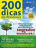 capa de Coleção Guia Informática - 200 dicas do windows