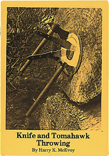 33 Books Co. Knife and Tomahawk Throwing