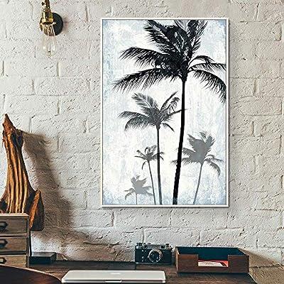 Gorgeous Work of Art, Floating Framed for Living Room Bedroom for, Classic Design