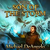Son of the Storm: Tales of Tellest Book 2 | Michael DeAngelo