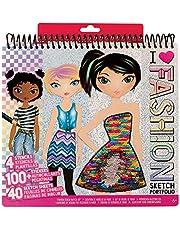 Save on Fashion Angels Fashion Design Sketch Portfolio. Discount applied in price displayed.
