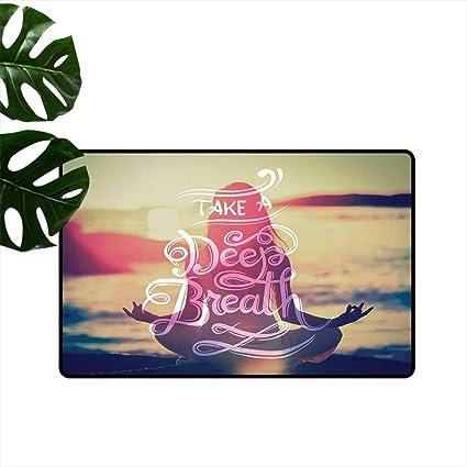 Amazon.com: Anzhudove Yoga, alfombrillas para suelos al aire ...