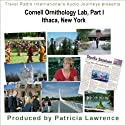 Cornell Ornithology Lab Part 1, Ithaca New York: Bird Lab to the World Walking Tour by Patricia L Lawrence Narrated by Patricia L Lawrence