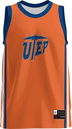 super popular b80b7 1cf3f Amazon.com: The University of Texas at El Paso Boys' Replica ...