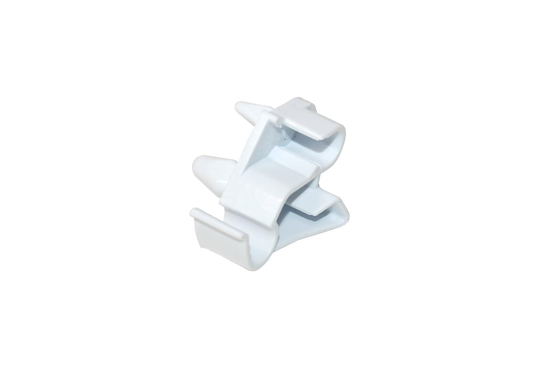 Beko Lec Fridge Freezer Right Hand Flap Hinge Cover. Genuine part number 4239690100
