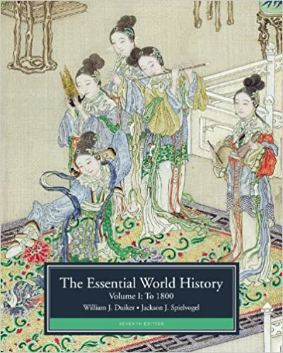 Amazon the essential world history volume i to 1800 ebook the essential world history volume i to 1800 7th edition kindle edition fandeluxe Images