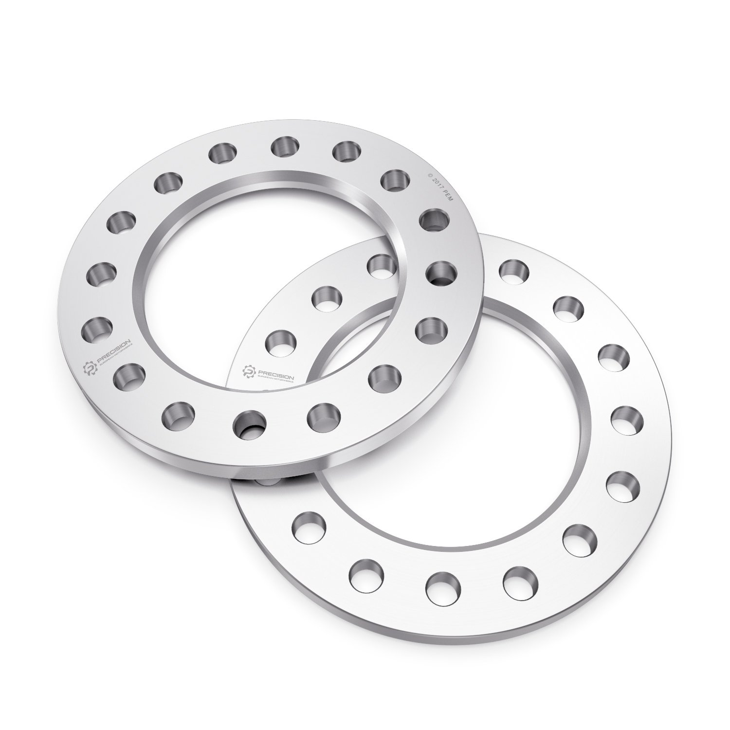 See Description for Year Model - 8x165.1 and 8x170 Silver Aluminum RockTrix 4pcs 1//2 inch 8x170 and 8x6.5 Flat Wheel Spacers Compatible with many 8-lug Chevy Ford GMC Hummer Dodge