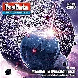 Monkey im Zwischenreich (Perry Rhodan 2933)