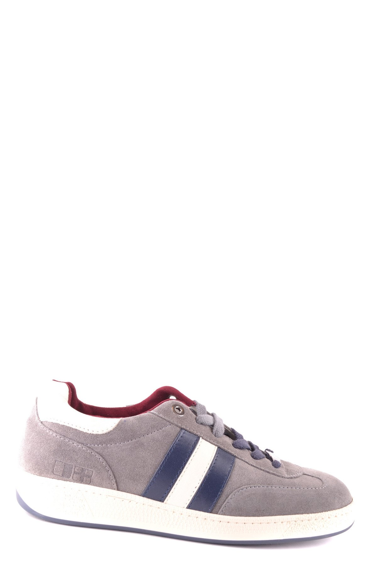 Deals For Dacquasparta Mens MCBI361002O Grey Suede Sneakers