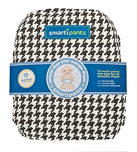 - Smartipants MADE IN USA One Size Fits All Reusable Cloth Diaper (Cappuccino)