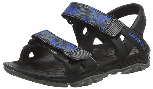 Merrell Hydro Drift Water Sandal, Black