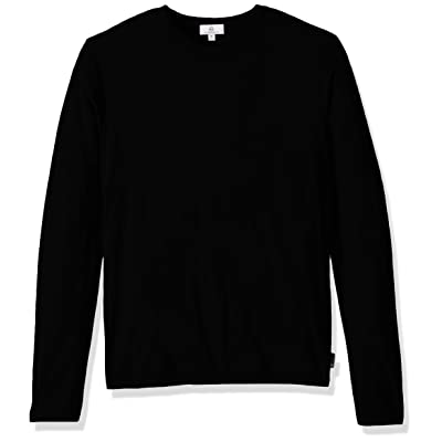 AG Adriano Goldschmied Men's Clyde L/S Tee: Clothing